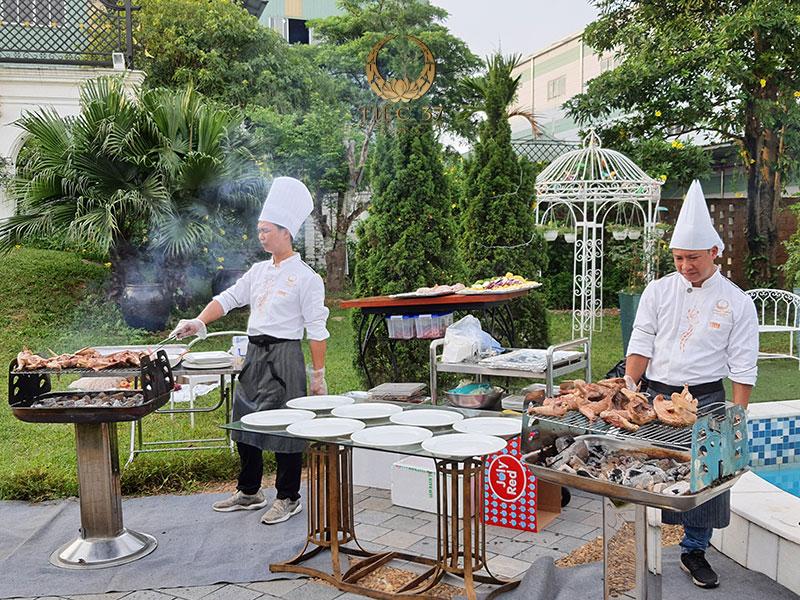 Trải nghiệm dịch vụ nấu tiệc tại nhà chuyên nghiệp và chất lượng - Tiệc 37