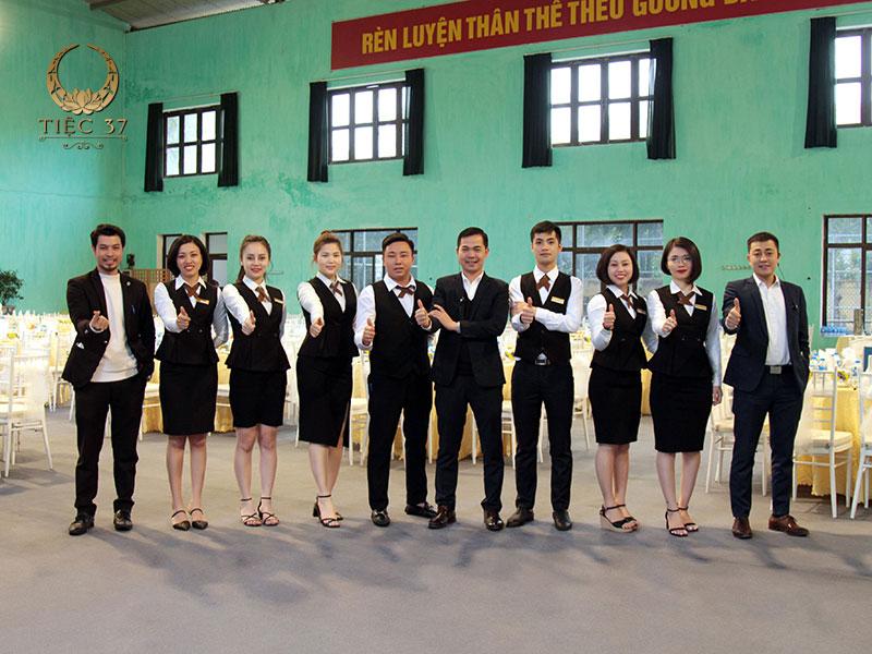 Tiệc 37 - Dịch vụ tiệc lưu động đẳng cấp tại Hà Nội