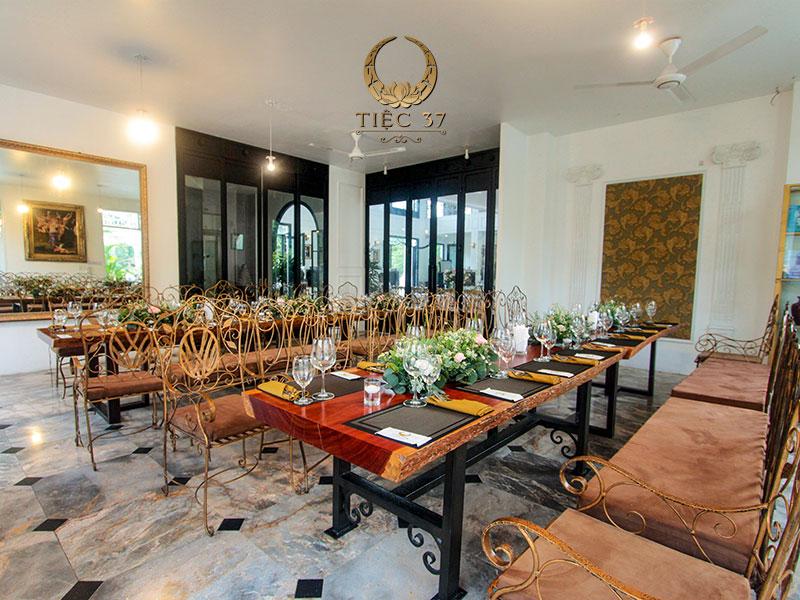 Dịch vụ tổ chức tiệc lưu động trọn gói sẽ hỗ trợ quý khách hàng xuyên suốt bữa tiệc