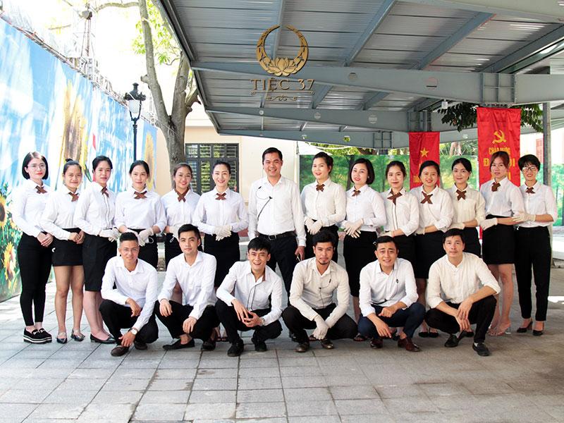 Tiệc 37 - Đơn vị cung cấp dịch vụ Tiệc lưu động trọn gói tại Hà Nội