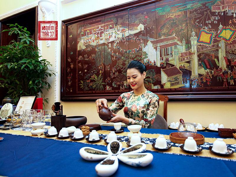 Tổ chức tiệc trà chiều tại Hà Nội
