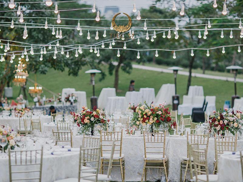 Tiệc cưới vẹn tròn ý nghĩa với xu hướng tiệc cưới 2020 - 2021