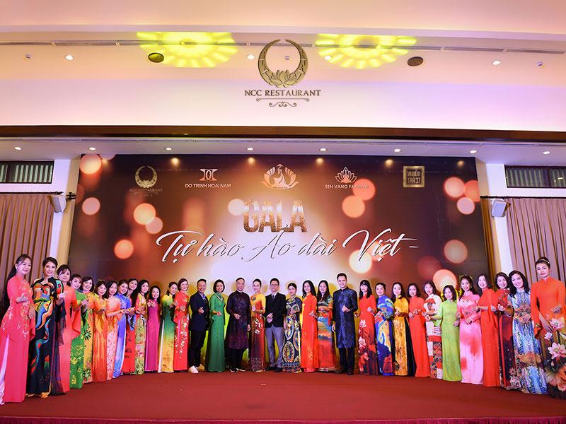 Gala Tự hào Áo dài Việt