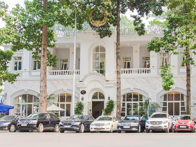 Nhà hàng 37A Hùng Vương – Nhà hàng tổ chức tiệc cuối năm với không gian sang trọng