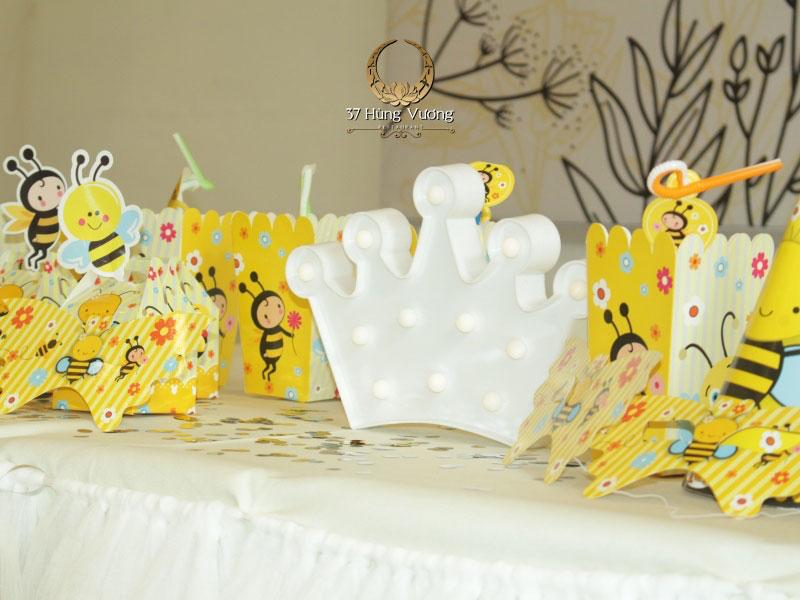 Tiệc đầy tháng cho bé – trọn vẹn và đủ đầy