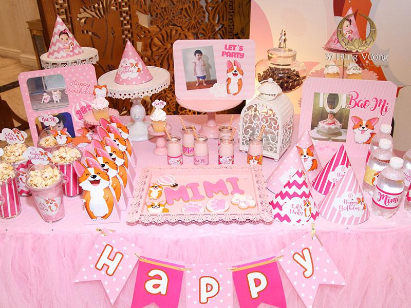 Kinh nghiệm tổ chức tiệc sinh nhật hoàn hảo cho bé yêu