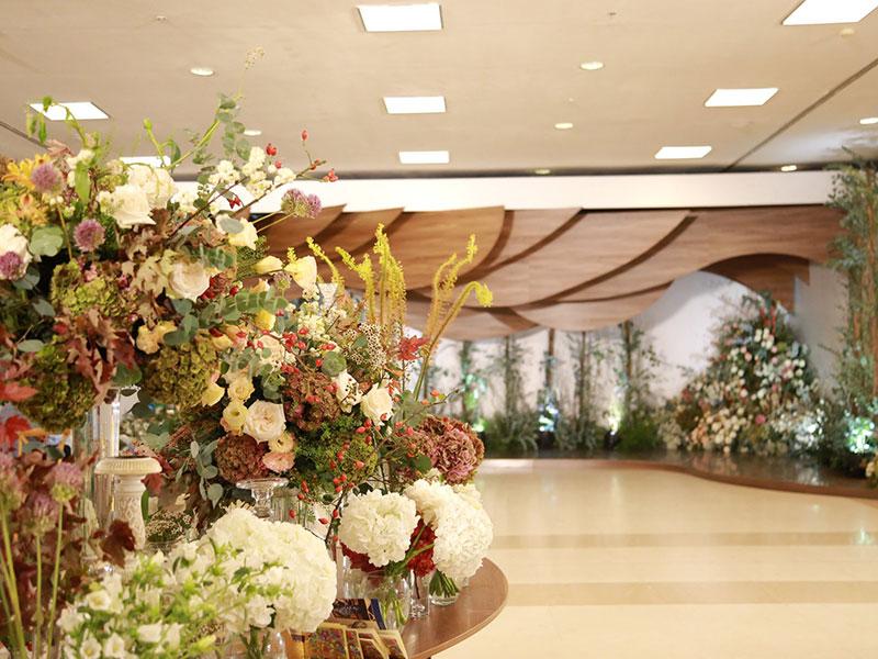 Tổ chức sự kiện hoàn hảo tại Trung tâm hội nghị Quốc gia
