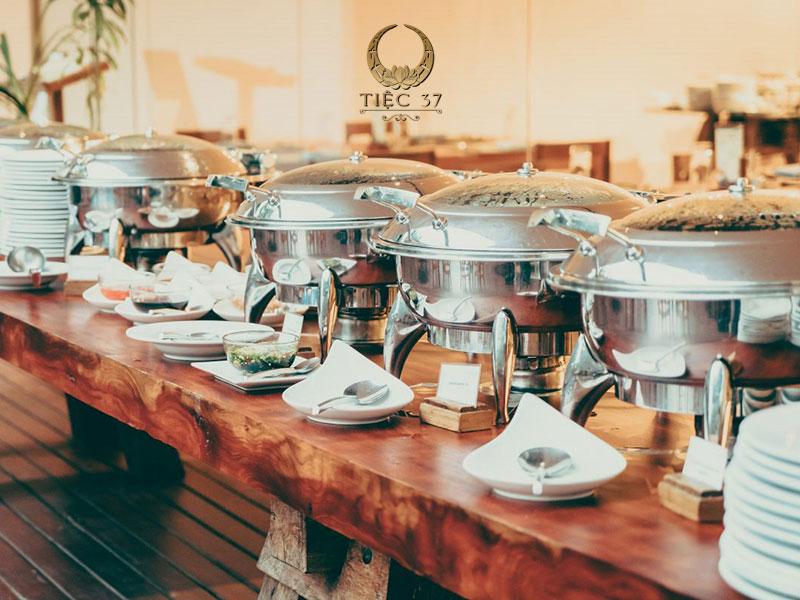 Đặt tiệc buffet – Trải nghiệm tiệc hoàn hảo mùa đặt tiệc cuối năm