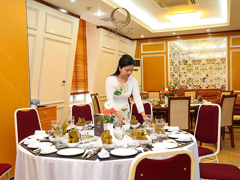 Tiệc 37 – Đơn vị chuyên cung cấp dịch vụ đặt tiệc lưu động tại quận Thanh Xuân