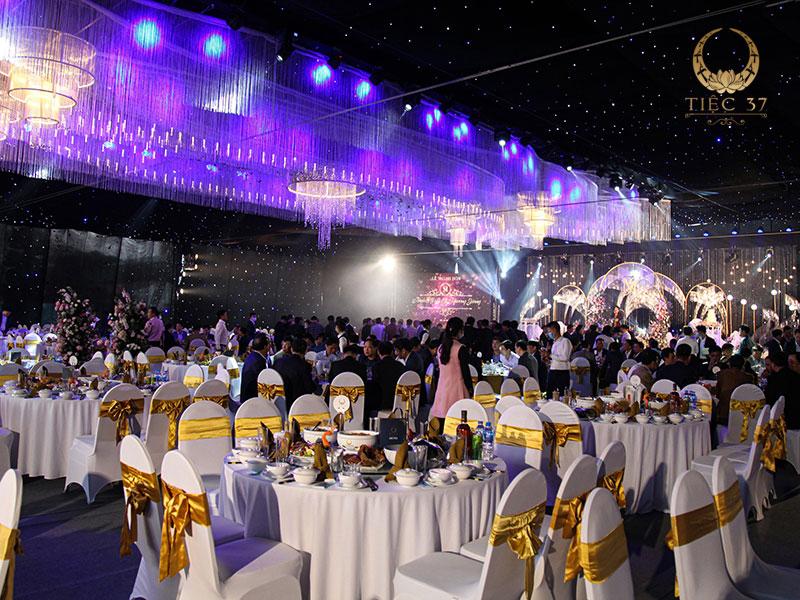 Quy trình tổ chức tiệc chuyên nghiệp tạo nên thành công cho buổi tiệc đẳng cấp