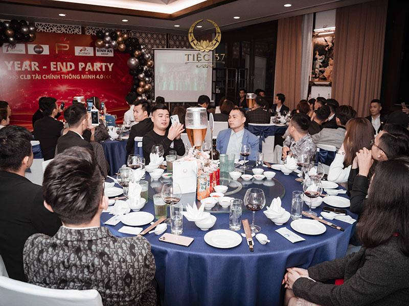 Tiệc 37 - Đơn vị tổ chức sự kiện tại Hà Nội chuyên nghiệp và uy tín
