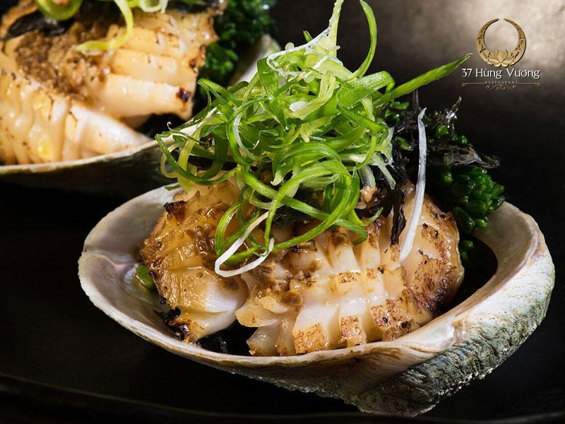 Giá trị thực phẩm của Bào ngư Úc viền xanh
