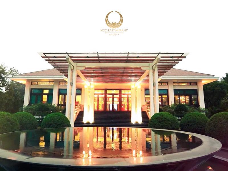 NCC Restaurant – Nhà hàng tổ chức tiệc 30/4 - 1/5 đẳng cấp tại Hà Nội