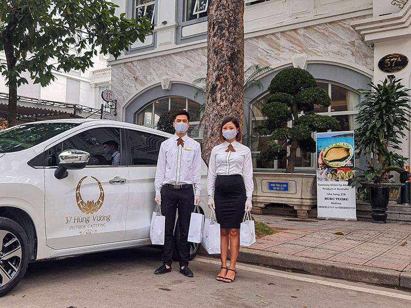 Dịch vụ ship món ngon tận nhà chuyên nghiệp và uy tín hàng đầu tại Hà Nội