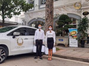 Giao món ngon tận nhà – Phòng ngừa Corona