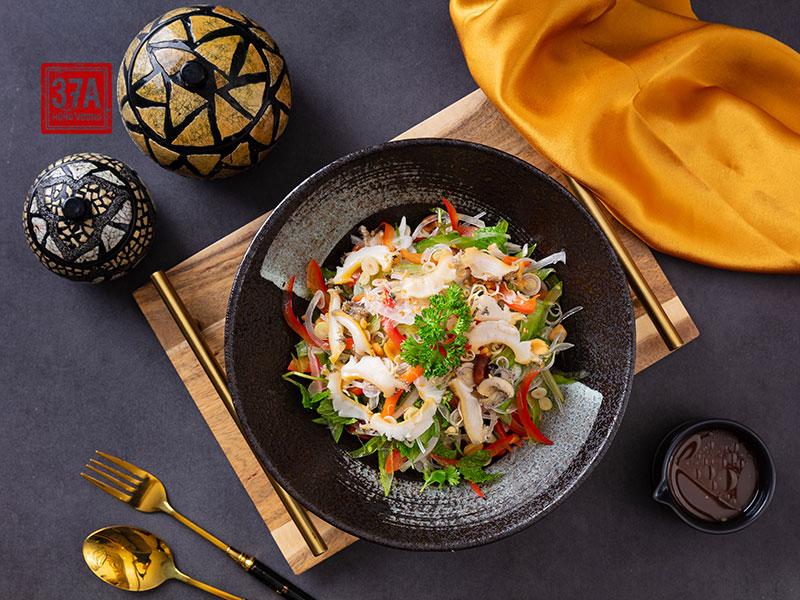 Salad bào ngư – Món ngon ship tận nhà cho bữa ngon cuối tuần