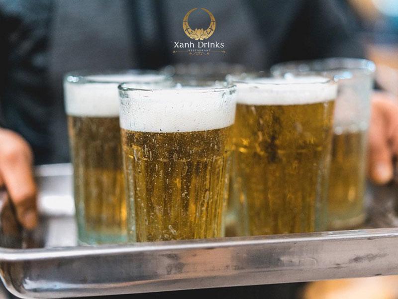 Bia hơi - Nét văn hóa độc đáo của mảnh đất Thủ đô