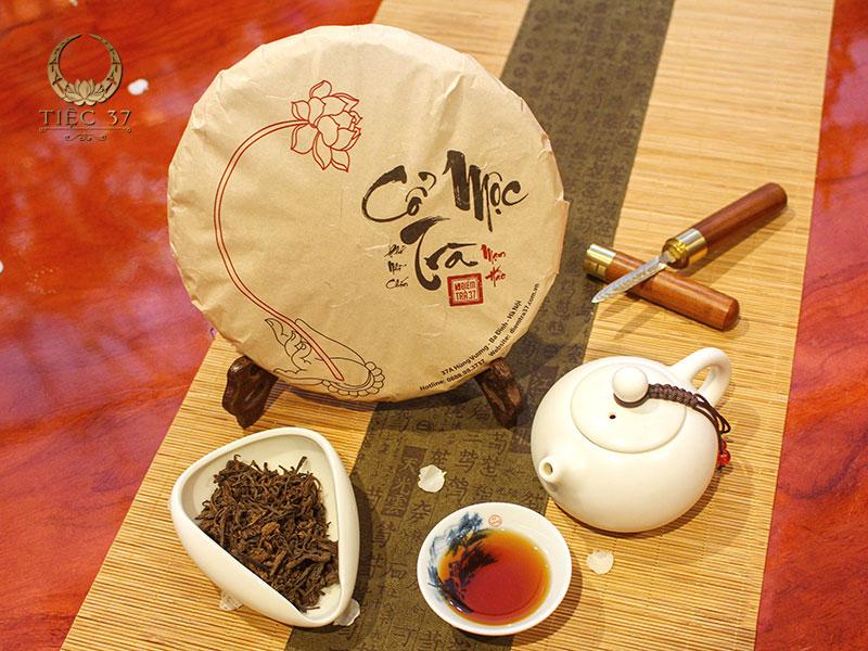 Cổ Mộc Trà - Trà Phổ Nhĩ, dòng trà bánh mang lại những giá trị tuyệt vời cho sức khỏe